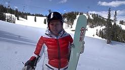 Details about  /2pcs Balance Bike Ski Sled Bike Snow Ski Set Skiing Snowboard with Straps