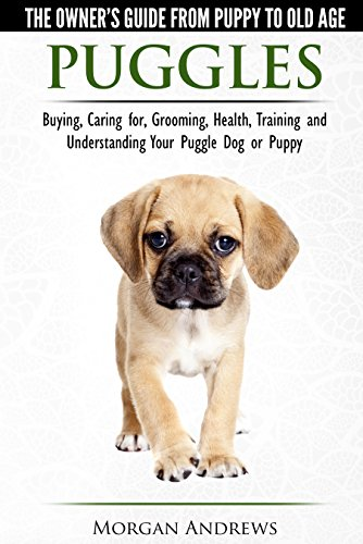 Puggles - The Owner's Guide from Puppy to Old Age - Choosing, Caring for, Grooming, Health, Training and Understanding Your Puggle Dog or Puppy (English Edition)