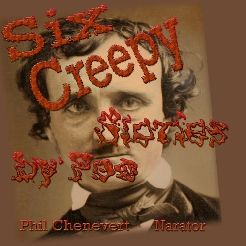Six Creepy Stories by Poe cover art