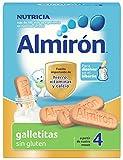 Almirón Galletas sin Gluten para Disolver en el Biberón, a partir de 4 meses - 250 g