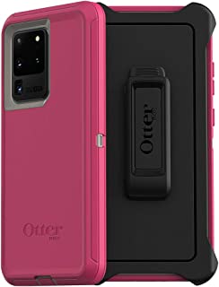 OtterBox DEFENDER SERIES SCREENLESS EDITION Case for Galaxy S20 Ultra/Galaxy S20 Ultra 5G (ONLY - Not compatible with any ...