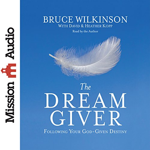 The Dream Giver audiobook cover art