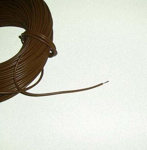 Stiga - Cable de limitación para Robot cortacésped (Rollo de 100 m)