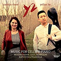 Various: Music for Cello & Pia