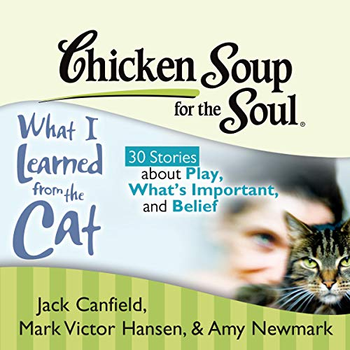 Chicken Soup for the Soul: What I Learned from the Cat - 30 Stories about Play, What's Important, and Belief cover art