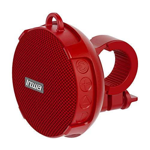 Altavoz Bluetooth inalámbrico con Ventosa, Altavoz portátil para Exteriores Resistente al Agua...