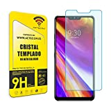 actecom® Protector Pantalla Cristal Templado para LG G7 THINQ con Caja