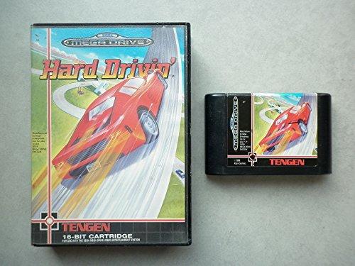 Hard Drivin - SEGA Mega Drive
