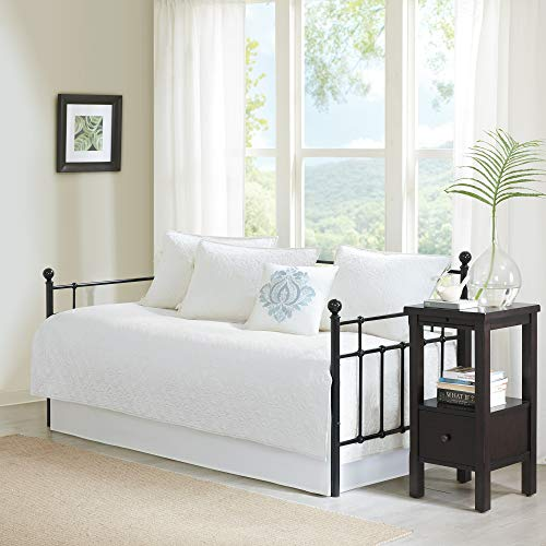Madison Park Quebec 6 Piece Daybed Set White Daybed