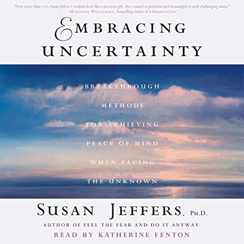 Couverture de Embracing Uncertainty