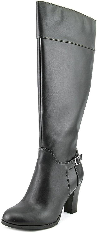 Giani Bernini Womens Boelyn Closed Toe Knee High Fashion Boots Black Size 7.5