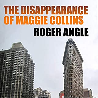 The Disappearance of Maggie Collins audiobook cover art