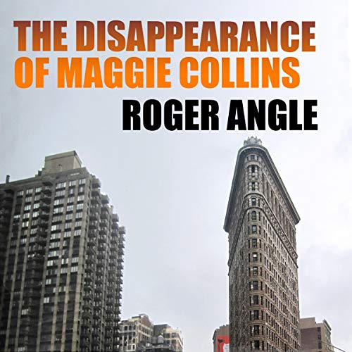 The Disappearance of Maggie Collins cover art