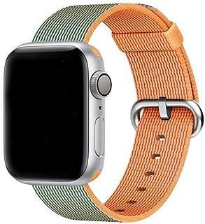 Pulseira Nylon, compatível com Apple Watch