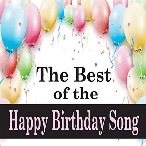 Commen Happy Birthday (Instrumental Version Key of C)