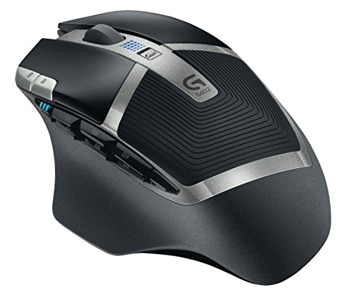 Logitech G602 Gaming Mouse Wireless, MA000319 (Wireless) (Renewed)