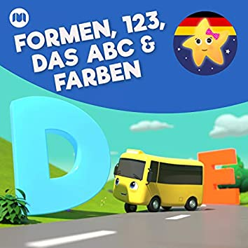 Formen, 123, das ABC & Farben