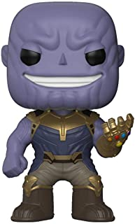 Funko Pop Marvel Infinity War Thanos Nc Games