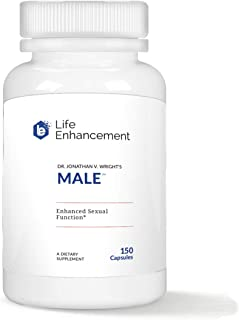 Life Enhancement Male | from Jonathan Wright, M.D | 30 Servings
