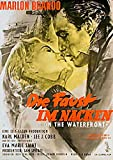 On the Waterfront R1962 German A1 Poster