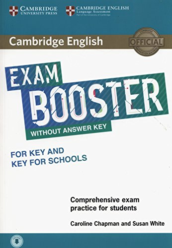 Cambridge English Exam Booster for Key and Key for
