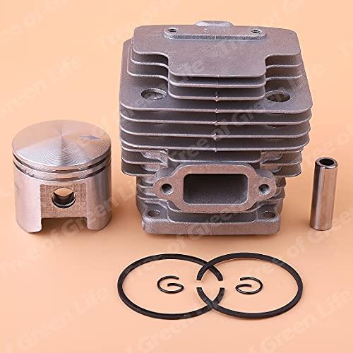 Kit de anillo de pistón de cilindro de 42 mm para repuesto de motosierra Echo SRM-4605 SRM-4600 CLS-4610