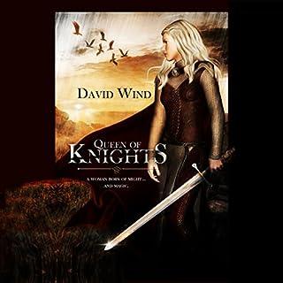 Queen of Knights audiobook cover art