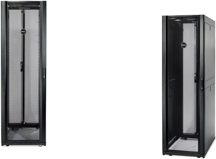 Dell APC NetShelter SX 42U 19 60x107x199cm Rack Black AR3100X717