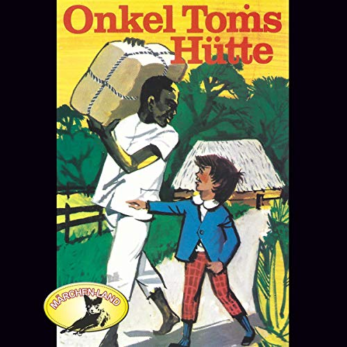 Onkel Toms Hütte audiobook cover art
