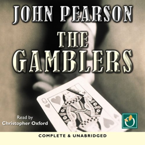 The Gamblers audiobook cover art
