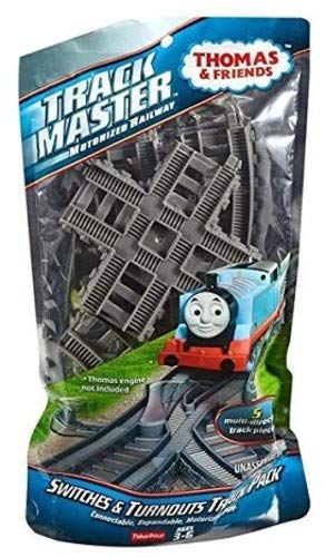 Mattel- Jeux de Construction-Thomas Extension Piste, DFM55