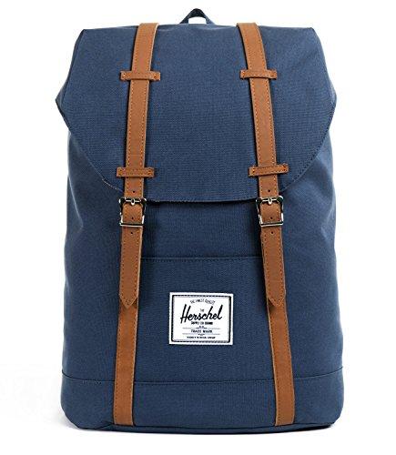 Herschel , Unisex Erwachsene Rucksack, blue_blue, blau, One Size