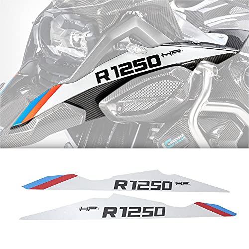 HWH Etiqueta engomada de la motocicleta 2019 para B.M.W R1250GS R 1250 GS ADV Aventura Frente Frente Cuerpo Cáscara R1250GS Pegatinas Película Paster Reflectante Durable