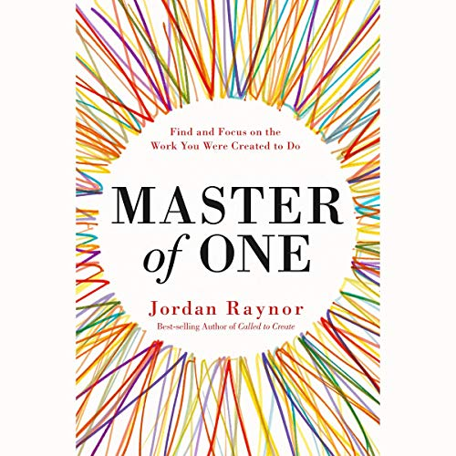 Couverture de Master of One