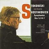 Stokowski Conducts Shostakovich by Leopold Stokowski (2009-11-10)