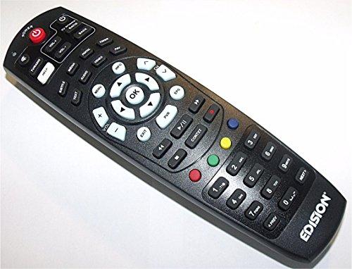 ORIGINAL EDISION Universal Fernbedienung passend zu allen Edision receiver
