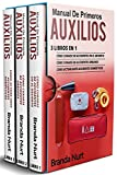 Manual de Primeros Auxilios: 3 libros en 1 : Cómo curarse de accidentes en el desierto + Cómo curarse de accidentes...