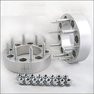 trailsport4x4 2 inch Adapter Kit for Chevy/GMC - 8x6.5 Hub to 8x180 Wheel