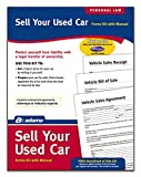Adams Sell Your Used Car, Forms and Instructions (PK214)