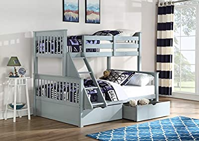 Supersonic Triple sleeper bunk bed