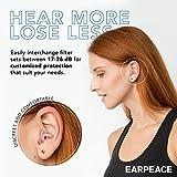 Immagine 2 tappi auricolari per concerti earpeace