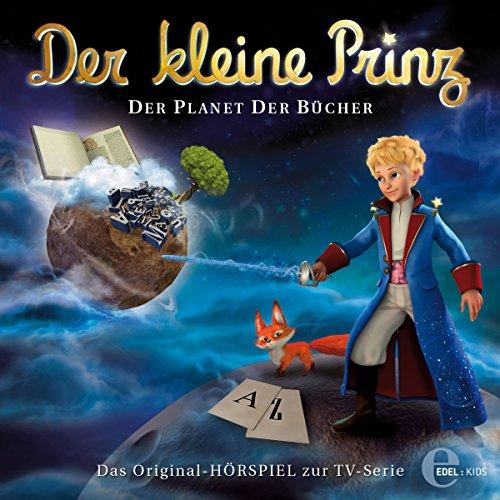 Der Planet der Bücher Titelbild