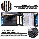 Zoom IMG-1 travando portafoglio uomo con clip