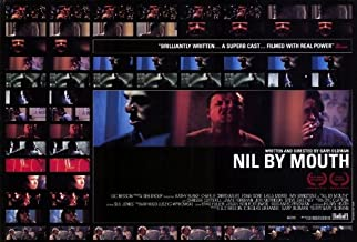 Pop Culture Graphics Nil by Mouth Poster Movie 27x40