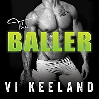 The Baller audiobook cover art