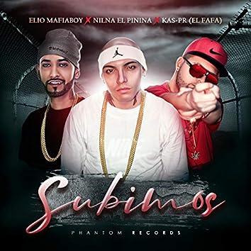 Subimos (feat. Elio Mafiaboy & Nilna el Pinina)