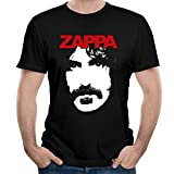 Photo de HAIZHENY Homme Frank Zappa Cotton Manches Courtes/T-Shirt Tee Small