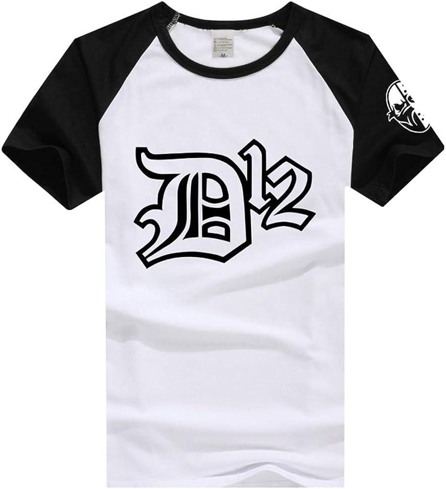 Eminem Camiseta Wild Style Trend T-Shirt Camiseta de Manga ...