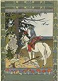 World of Art IWAN Jakowlewitsch Bilibin der Geschichte von