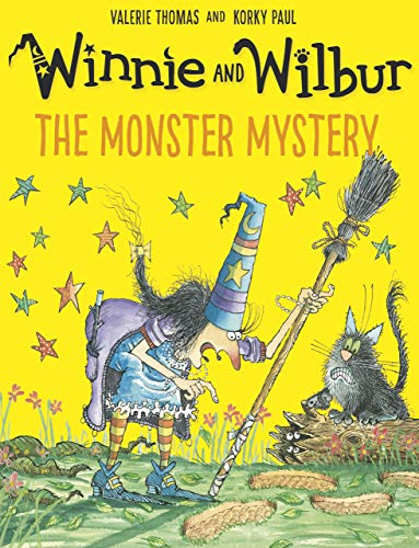 Winnie and Wilbur: The Monster Mystery (English Edition)